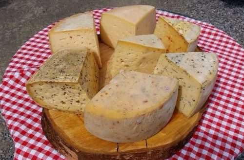 Fromages pâte dure